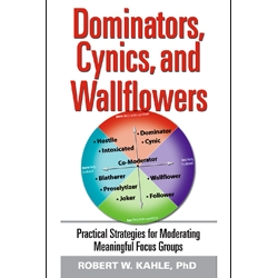 Dominators, Cynics, and Wallflowers by Robert W. Kahle, PhD