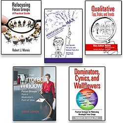 PMP Focus Group Researcher's Library
