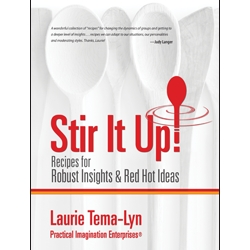 Stir It Up! by Laurie Tema-Lyn