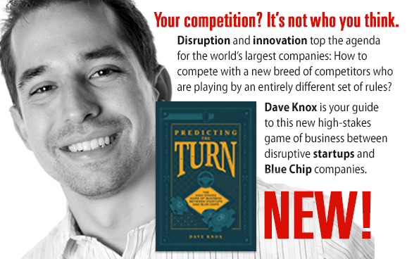 Predicting The Turn is your rule book for the new game of high-stakes business.